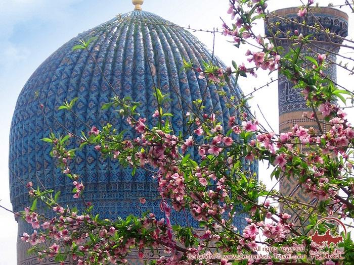 e2ba2f294d42 Узбекистан широко открывает врата гостеприимства для китайских туристов